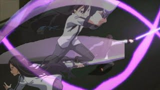 Sword Art Online 2 - Kirito and Sinon shopping GGO [HD]