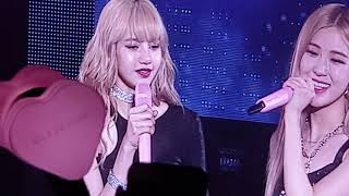 BlackPink In Your Area Singapore 'Audience Interaction Part 2'