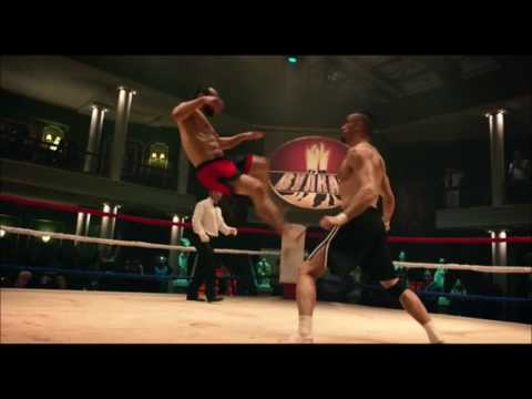 Boyka Vs. Ozerov Brothers (HQ Clip)