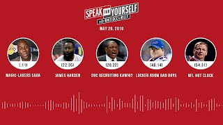 SPEAK FOR YOURSELF Audio Podcast (5.29.19) with Marcellus Wiley, Jason Whitlock | SPEAK FOR YOURSELF