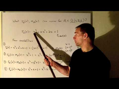 Order Group Theory 17