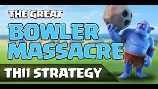 THE GREAT BOWLER MASSACRE - Yes, Bowlers - EASY 3 Stars...