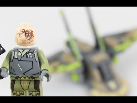 LEGO Star Wars HH-87 Starhopper Review 75024