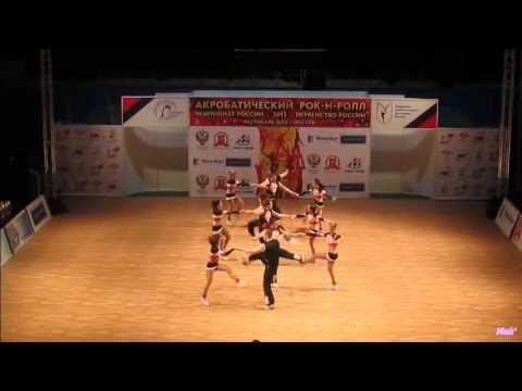 Rock Comets - Russische Meisterschaft 2013