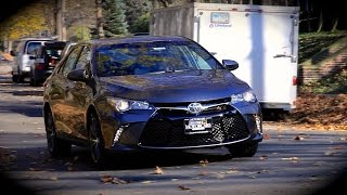 2015 Toyota Camry XSE 2.5L Start Up, Review, Exhaust, & Test Drive @ MOTORCARS TOYOTA
