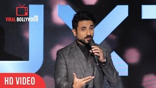 Outstanding Comedy by Vir Das at Titan JUXT Smart Watch Launch