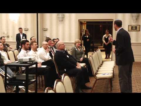 Temple Beth Sholom 2013 Tribute Video: Mark Kramer