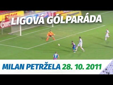 Ligová gólparáda - Milan Petržela