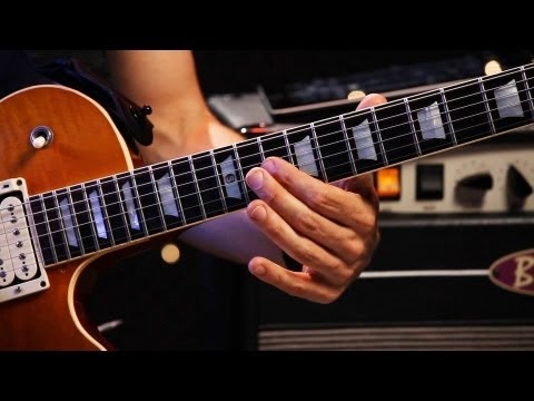 How to Play Scale Tones | Heavy Metal Guitar Lessons