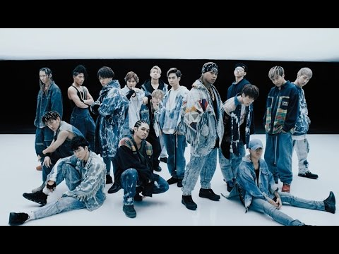 THE RAMPAGE from EXILE TRIBE  Debut Single「Lightning (Music Video) 」