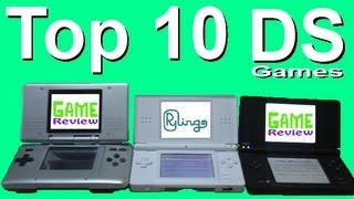 The Top Ten DS Games