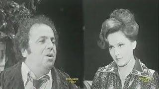 Stela Popescu şi Alexandru Arşinel - Cine e Didina? (1972)