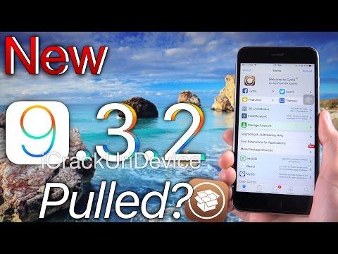 iOS 9.3.2 Pulled! Bricks iPads & Jailbreak UPDATE!