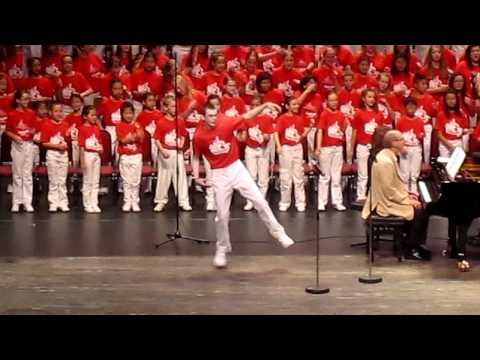 Flunky Jim (Ottawa Unisong Choir Solo 2011)