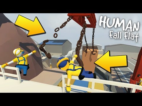 Human Fall Flat Holiday Free Download Cracked PC