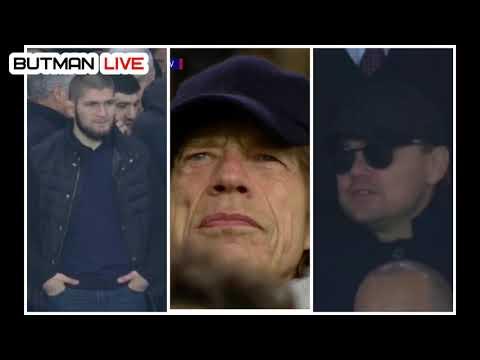 Хабиб, Мик Джаггер и Ди Каприо увидели поражение Ливерпуля от ПСЖ