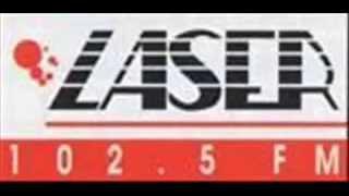 Recuerdo Radio Laser 102.5 FM Antofagasta