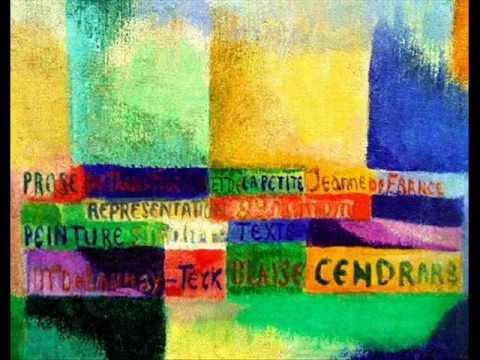 Blaise Cendrars Quotes de Blaise Cendrars