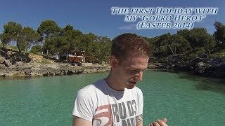 Holiday Adventure - My first moments with GoPro Hero3 (Water & boat, Full HD)