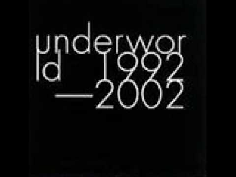 Underworld Spikee 1992-2002