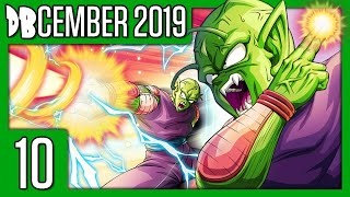 Top 12 Dragon Ball Techniques | #10 | DBCember 2019 | TeamFourStar (TFS)
