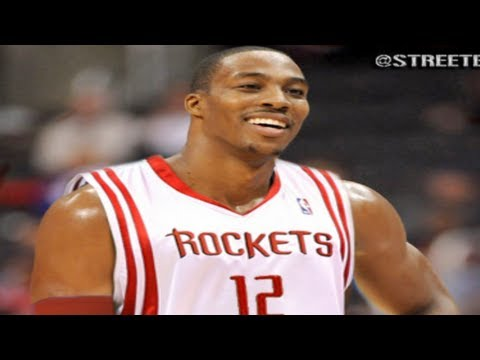 Dwight Howard to Rockets!