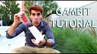 Learn Easy Card Trick To Look Like A Pro Magician!!!
