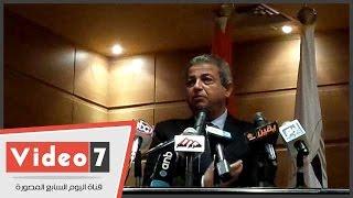 وزير الرياضة: تطوير مركز شباب الجزيرة بأجهزة تكنولوجية حديثة