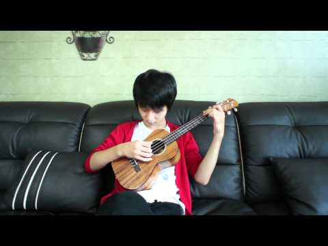 Super Mario Theme - Sungha Jung (Ukulele) Music Videos