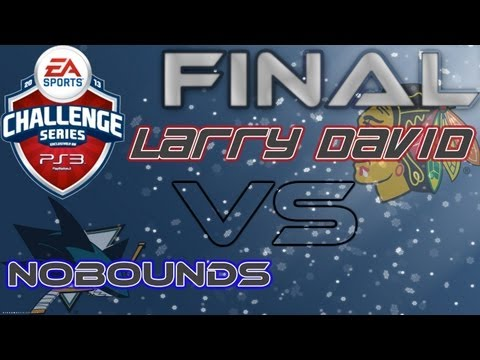 2013 EA Sports Challenge Series | NHL 13 Final – Larry David vs. noBounds