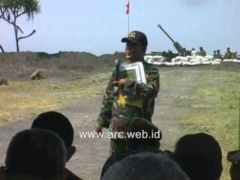 TNI AD kembali uji coba meriam KH-178