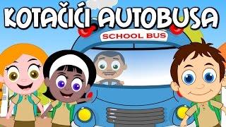 Kotačići autobusa i mnoge druge | Dječje pjesmice za učenje o okolini