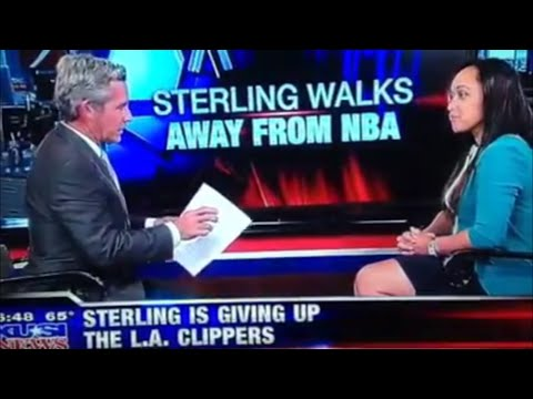 Deanne Arthur talks to KUSI about Donald Sterling and the s