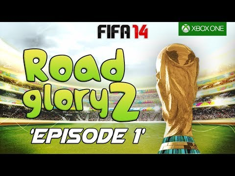 Road To Glory World Cup #1 - FIFA 14 Ultimate Team