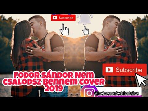 Fodor Sándor-Nem Csalódsz Bennem (COVER)Vass ignác