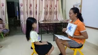 Chương trình tiếng anh Mầm non Hoa Lư -(Elsa- Vũ Quỳnh Chi - Kids7) - AlibabaSchool (CN- Hoa Lư- NB)