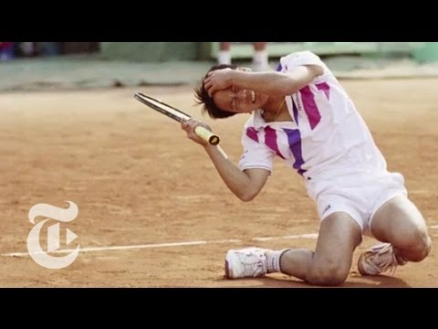 Michael Chang vs. Ivan Lendl: 25 Years After French Open Battle | The New York Times