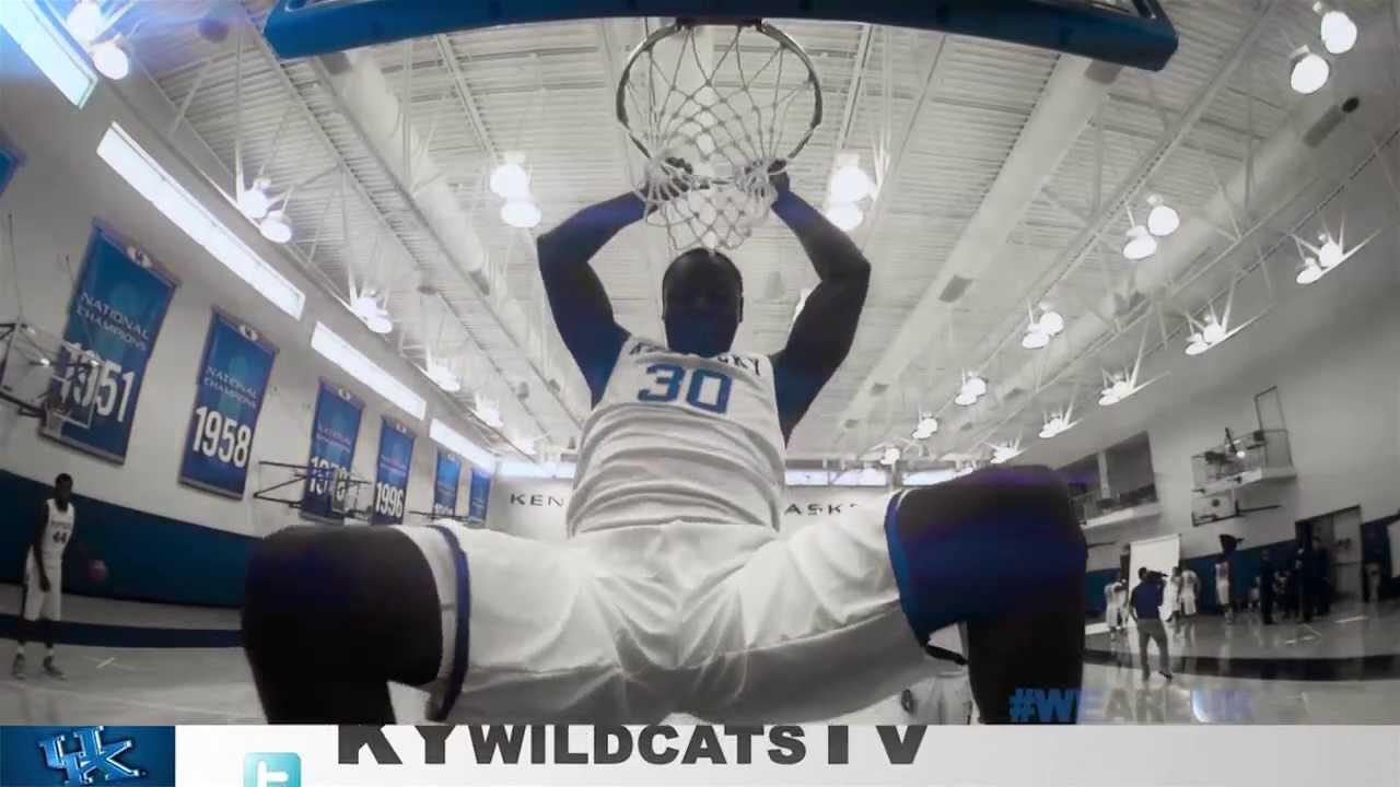 University Of Kentucky Basketball 2013 2014 UK Basketball Live  Category