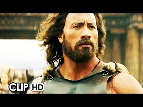HERCULES Movie CLIP - My Fate (2014) HD