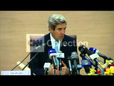 ALGERIA:KERRY ON MIDEAST PEACE PROCESS