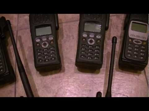 XTS25000 VHF Model III in FPP, XTS Model III in UHF, XTS5000 VHF Model III's with FPP