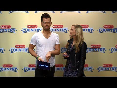 Chase Bryant Little Bit Challenge   Radio Disney Country