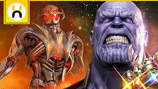 Was Ultron Actually Preparing Earth for Thanos? | Avengers Infinity War