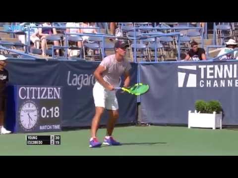 2016 Citi Open: Tuesday Highlights ft. Donald Young & Grigor Dimitrov