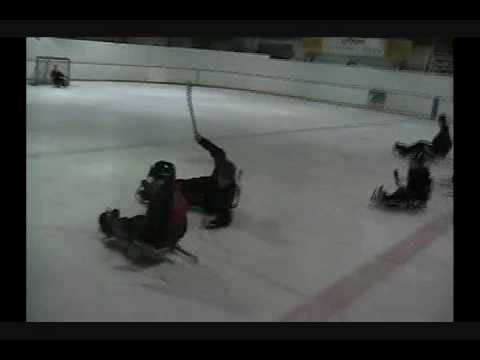 Mandan High School sled hockey:  Mike's Cut