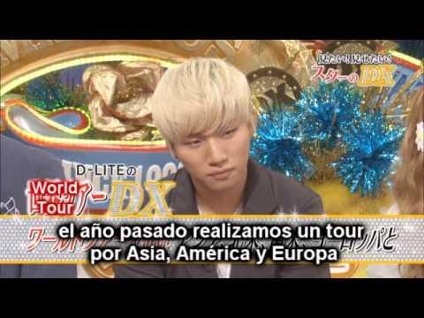 Daesung habla sobre sus fans peruanas