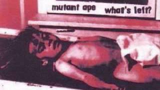 Mutant Ape: Blue As A Dead Baby