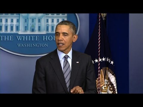 Obama: Crimea referendum would violate international law