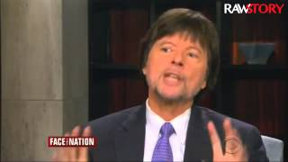 Ken Burns: The Civil War was about