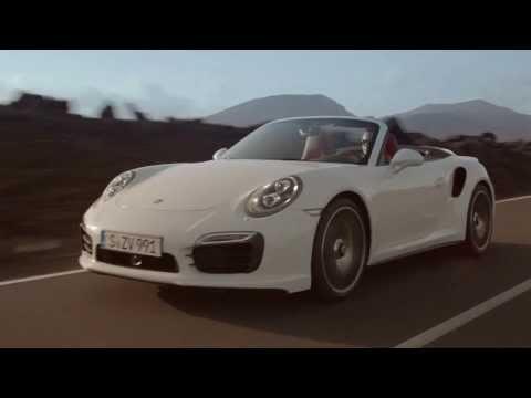 Старт: Новый Porsche 911 Turbo Cabriolet